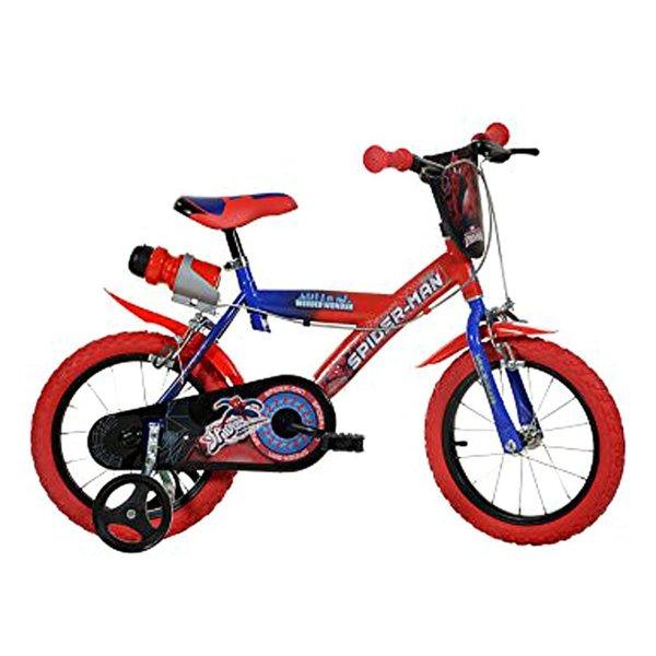 Детско колело Spiderman 16''